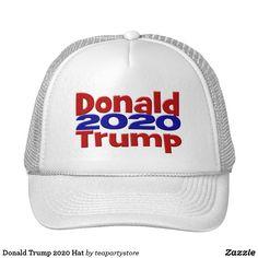 de54dc90eec Donald Trump 2020 Hat. Trucker HatsRed hatsMen ...
