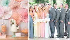 Colores pastel en tu boda, ¡se apoderan de la paleta! - Lo básico - NUPCIAS Magazine