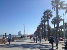 Playa, Barcelona