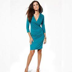 Lacrou!!   Vestido de malha azul manga longa  COMPRE AQUI!  http://imaginariodamulher.com.br/look/?go=2eGKA14  #comprinhas #modafeminina#modafashion  #tendencia #modaonline #moda #instamoda #lookfashion #blogdemoda #imaginariodamulher