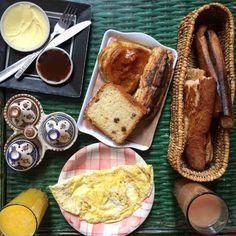 Where to eat breakfast in Essaouira, Morocco