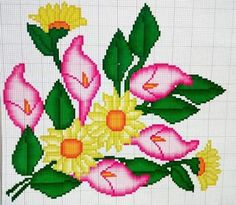 1 million+ Stunning Free Images to Use Anywhere Cross Stitch Rose, Cross Stitch Borders, Cross Stitch Flowers, Cross Stitch Embroidery, Cross Stitch Patterns, Seed Bead Flowers, Beaded Flowers, Free To Use Images, Flower Coloring Pages