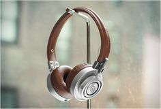 Master & Dynamic Headphones - http://designyoutrust.com/2014/08/master-dynamic-headphones/