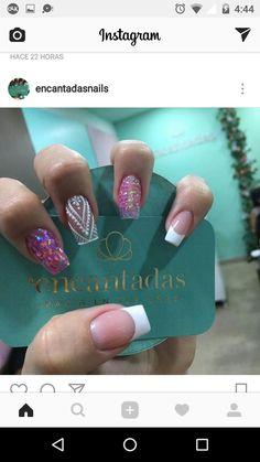 J Nails, Hair And Nails, Beauty Nails, Hair Beauty, Marble Nail Art, Mani Pedi, Nail Arts, Girly Things, Nail Art Designs
