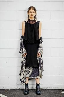 Gary Graham Spring 2015 Ready-to-Wear - Collection - Gallery - Look 1 - Style.com