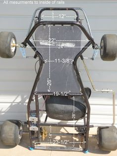 Racing go kart plans? - DIY Go Kart Forum Karting, Go Kart Steering, Homemade Go Kart, Go Kart Plans, Go Kart Frame Plans, Diy Go Kart, Build A Go Kart, Vw T, Rc Autos