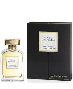 Les Absolus by Annick Goutal: 3 Intoxicating Fragrances: Perfume review Vanille Charnelle by Annick Goutal