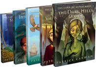 The Land of Elyon series by Patrick Carman. Easy read for me, but great books.