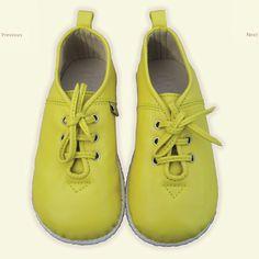 Chook Leaf childrens shoes, Australian though!