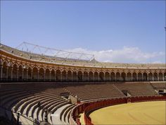 Take advantage of Spain's high-speed train for some great Madrid day trips: Seville Bullring