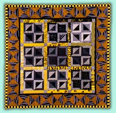 checker quilts | Mary has taught in 41 states, Canada, Denmark, Great Britain, Ireland ...