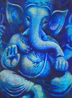 Ganesha Paintings are artworks of extreme creativity. The article explores different paintings of Lord Ganesha and symbolism of each painting Ganesha Drawing, Lord Ganesha Paintings, Lord Shiva Painting, Ganesha Art, Krishna Painting, Arte Shiva, Shiva Art, Krishna Art, Hindu Art