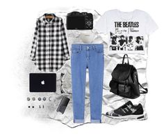 """living in a dream #31"" by annceciliee on Polyvore"