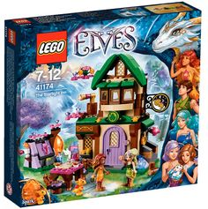 2016 RELEASE LEGO ELVES - The Starlight Inn [SUMMER]