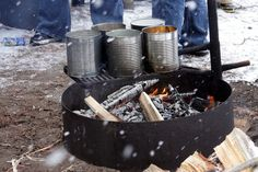 Campfire Donuts | Melissa J. MacDonald | Children's Ministry Innovator