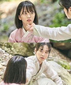 Their gaze for one another. Kim Sohyun, Drama Film, Cute Korean, Korean Women, Korean Drama, Memes, Kdrama, Couple Photos, Lady