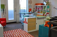 Modern Quilter Jacquie Gering shares her new studio!