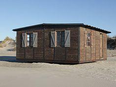 Jean Prouvé Architecture : maisons démontables - Galerie Patrick Seguin