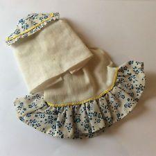 Sindy 1983 casuals 44004-top + jupe-vintage poupées vêtements affranchissement rabais
