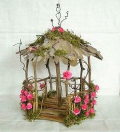 100+ Stunning Fairy Garden Miniatures Project Ideas https://decomg.com/100-stunning-fairy-garden-miniatures-project-ideas/