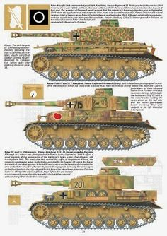 Panzer IV H markings in Italy The Modelling News: To the last bullet – seems this time they really mean it!