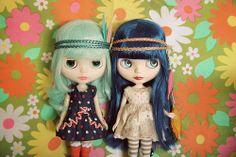 The Blue Hairs - Blythe