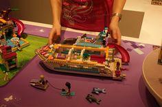 Lego Friends - 41015: Yacht