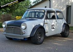 4x4 Mini with VTEC via Pistonheads