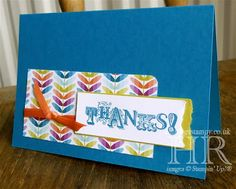 All Things Stampy: Vintage Verses and Sycamore Street