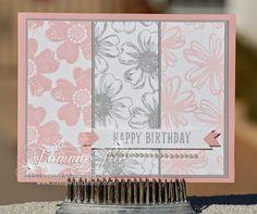 Nacho Average Color Challenge #128: Blushing Bride, Pink Pirouette, Smoky Slate