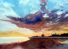 THE MEDIUM IS THE WATERCOLOUR | An Artist's Journey