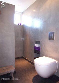 toilet opstelling