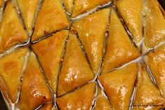 Baklava with Homemade Phyllo Pastry – Daring Bakers Challenge June 2011 « Leave Room for Dessert