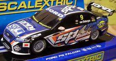 Scalextric Van Gisbergen Slot Car