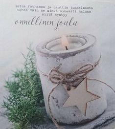 Cute Christmas Ideas, Christmas Decorations, Winter Season, Photo Ideas, Candle Holders, Xmas, Candles, Seasons, Diy