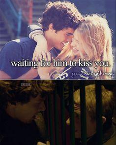 Just Sherly Things- Kiss