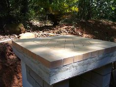 A fantastic DIY pizza oven built on the smaller Mattone Barile form, this oven features seating on either side of the oven.. a must for those brisk nights in Paradise, California!  To see more pictures of this oven (and many more ovens), please visit - BrickWoodOvens.com