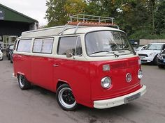 eBay: Volkswagen Transporter 1979 T2 Bay Window Devon Campervan - 12M MOT 1980/V