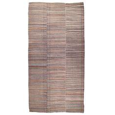 Striped Kilim   1stdibs.com