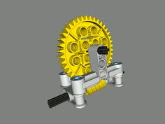 Three types of custom casings for worm gear and gears of various size.