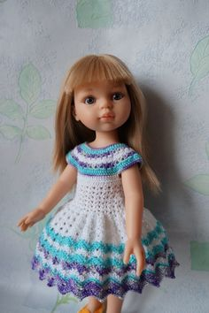 СП Одеваем кукол Paola Reina | 323 фотографии