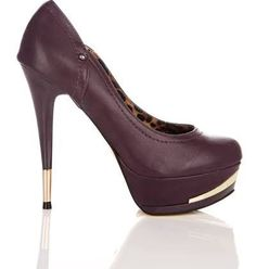 gold court shoes - Google Search