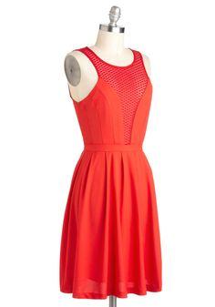 Happy We Mesh Dress | Mod Retro Vintage Dresses | ModCloth.com