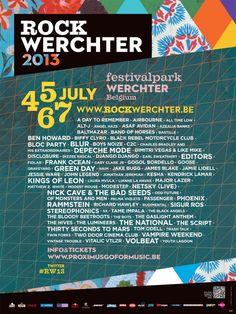 Rock Werchter 2013 - History - Rock Werchter 2014