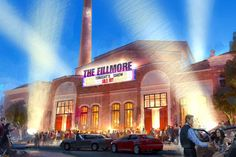 Coming Attraction: The Fillmore Philadelphia To Transform A Fishtown Factory Into A State-Of-The-Art Live Music Venue, Opening This Fall