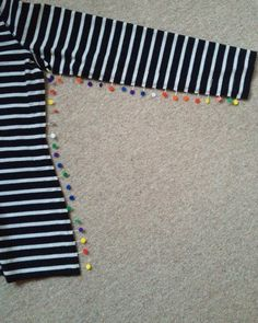 Top Ten Tips for Sewing with Stripes