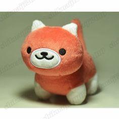 Game-Neko-Atsume-Cat-Backyard-Red-Cat-Meow-Darake-Zukan-4-Stuffed-Doll-Plush-Toy