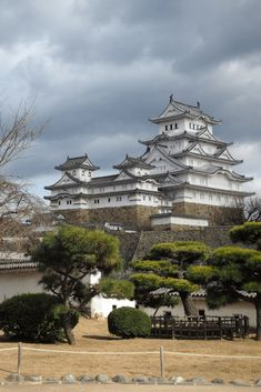 Japanese Mansion, Japanese Castle, Cool Places To Visit, Places To Travel, Travel Diys, Château De Himeji, Architecture Du Japon, Travel Around The World, Around The Worlds