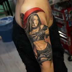ff Bible Quote Tattoos, Gear Tattoo, Gamer Tattoos, Tattoo Designs, Black Butler Anime, Tattoo Models, Body Art, The Past, Games