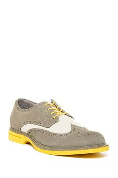 Sperry Gold Wingtip Oxford